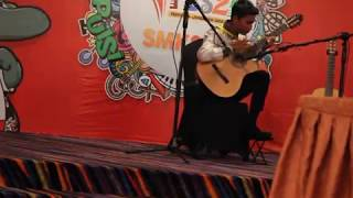 Final Guitar Classic FLS2N  tingkat Nasional | Lampung Juara 2 Harapan | Febrian Bayu