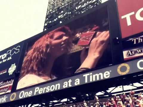 Tori Kelly - National Anthem at Angel Stadium