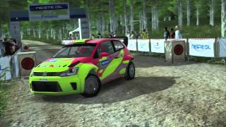 WRC 3 PS3 gameplay w/ commentary (HD) | Celebration of Playstation