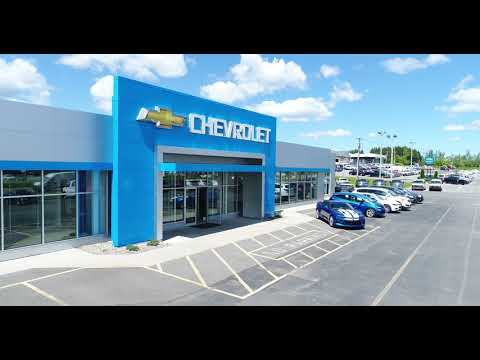 Farnsworth Chevrolet Aerial View - YouTube