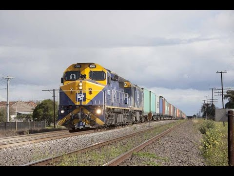 Australian Freight Trains Variety Pack 1