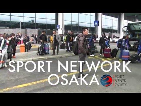 Sport Network Osaka | Novarello 2-8/2/2016 - Sport Events Society
