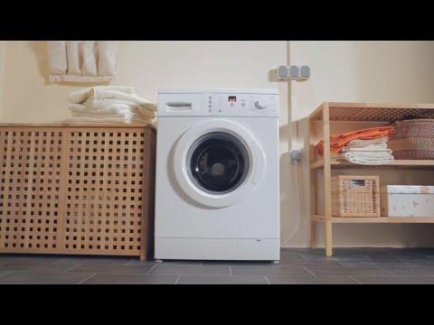 waschmaschine teil 1 schublade reinigung einfach und s doovi. Black Bedroom Furniture Sets. Home Design Ideas