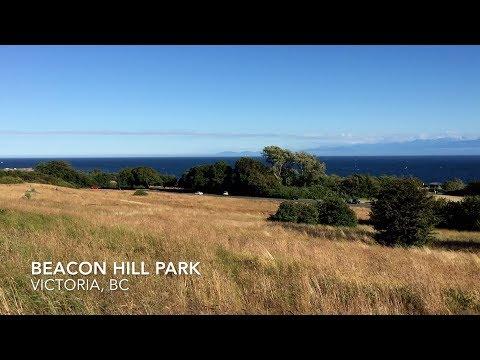 Beacon Hill Park // Beautiful Victoria, BC