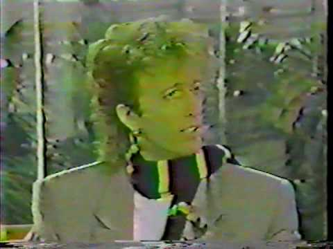Robin Gibb CBS Morning News Interview 1986