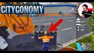 Online Amele Simulator | Cityconomy Türkçe | İlk İzlenim