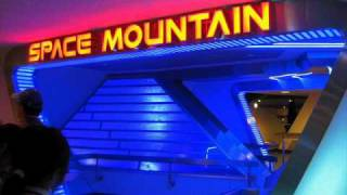 Space Mountain ride music