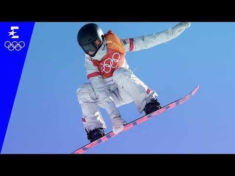 Snowboard | Ladies Slopestyle Highlights | Pyeongchang 2018 | Eurosport