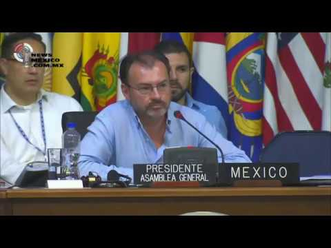 Videgaray, un desastre como diplomático, la pelea contra Venezuela y Nicaragua