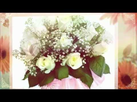 fleurs mariage d coration fleurs mariage bouquet fleurs youtube