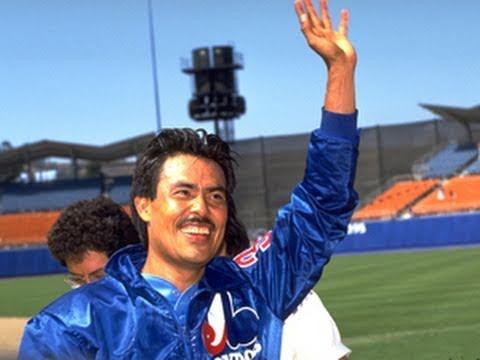 7/28/91: Dennis Martinez