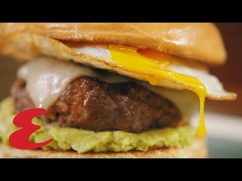 How to Make the Best Chorizo Burger
