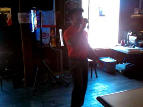 Karaoke competition at The Pike in Cincinnati Ohio