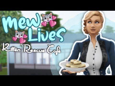 A Kitchen Full of Cake & Cookies!! 🐱💕 Mew Lives: Kitten Rescue Café! • #17 thumbnail