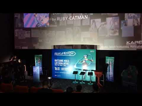 Hatsune Miku Expo 2017 in Malaysia (Live in Malaysia)【Press Conference】«English»【1080pHD】
