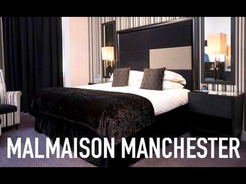 HOTEL ROOM TOUR / MALMAISON MANCHESTER