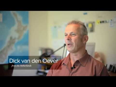 Immigration New Zealand - Dick van den Oever Migrant Story