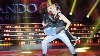 Carmen Barbieri decepcionó con el reggaetón y no iría al duelo
