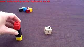 Letters and Sounds Phase 2: Tricky Word Dice