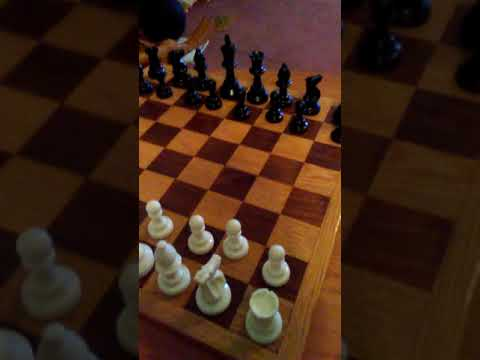 Reviewing some exclusive chess pieces.