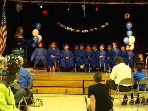 Deal Island School graduation c/o 2013 Part 2