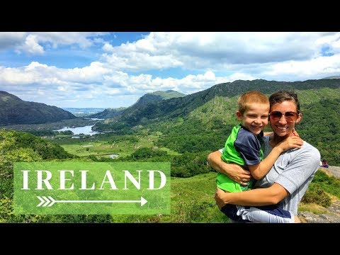 Ireland Family Travel Vlog – 5 Reasons to visit with kids | Traveling Graces