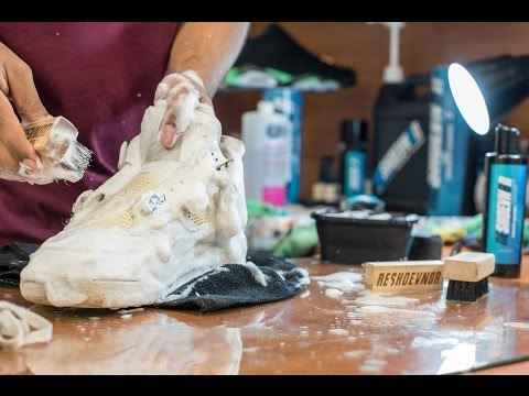 Restorations with Vick - Full Restoration on Jordan Pure Money 4's