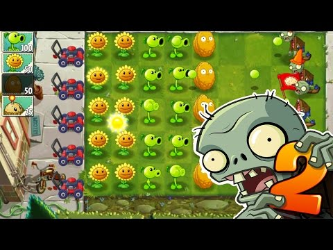 Plants VS Zombies 2 - STARTING ANOTHER AWESOME ADVENTURE!