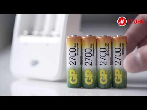 Как отличить аккумуляторные батарейки от простых