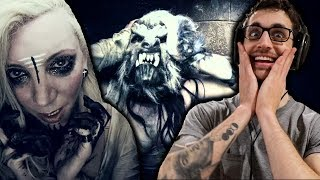 """My New Favorite Metal Song!!   IN THIS MOMENT - """"Big Bad Wolf"""" (REACTION)"""