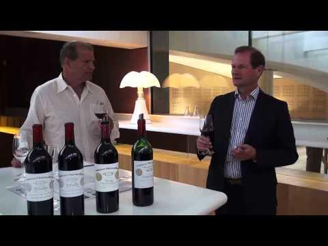 Tasting Cheval Blanc
