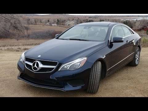 2017 Mercedes Benz E350 Coupe Eco Vs Sport Mode 0 60 Mph Review