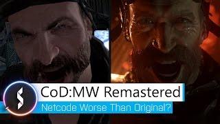 Modern Warfare Remastered Netcode Worse Than Original?