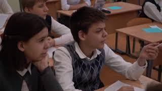"""Фрагмент урока """"Пояснительные члены предложения"""". 8-й класс"""