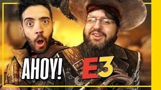 O QUE É SKULL AND BONES? - E3 2018 - Ubisoft Brasil