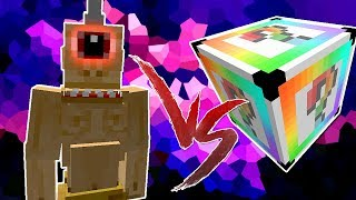 CICLOPE VS. LUCKY BLOCK CHROMA (MINECRAFT LUCKY BLOCK CHALLENGE)