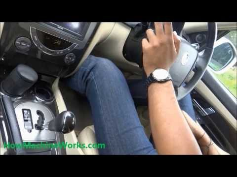 How to drive a semi/automatic car  ✓ - YouTube
