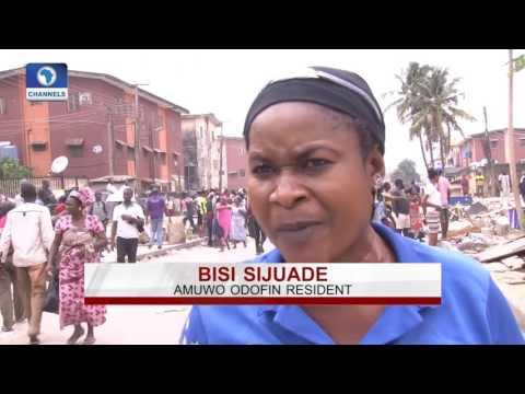Eyewitness Report On Amuwo Demolition