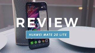 Huawei Mate 20 Lite review (Dutch)