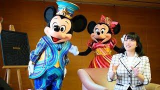 東京ディズニーリゾート開園35周年 徳島県庁訪問 thumbnail