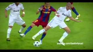 Pepe vs Alves - The real video of Pepe's controversial foul on Dani Alves