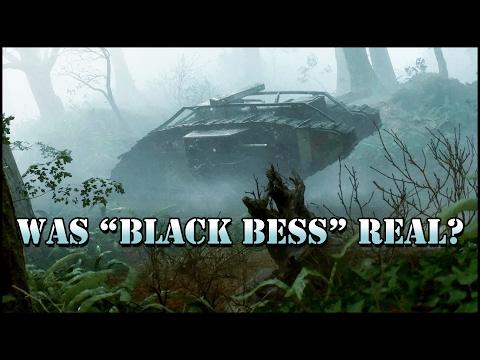 """Was """"Black Bess"""" in Battlefield 1 a Real Tank in WW1 History?"""