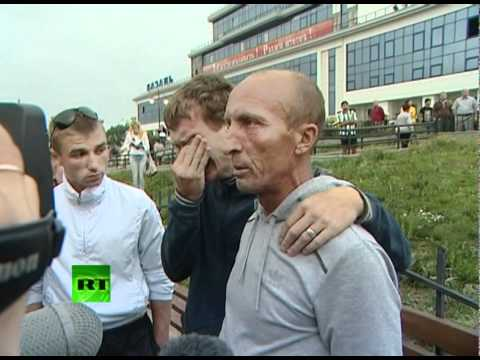 'Ship sank in 3 mins': Heartbreaking video of Bulgaria cruiser survivors