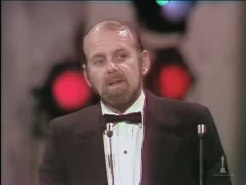 Bob Fosse Wins Best Directing: 1973 Oscars