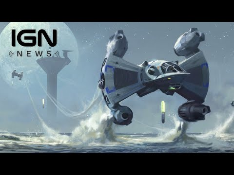 Rogue One Writer s Off Concept Art for Last Starfighter Project  IGN