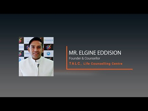 Mr. Elgine Eddision | Founder & Counsellor | TALC, Life Counselling Centre