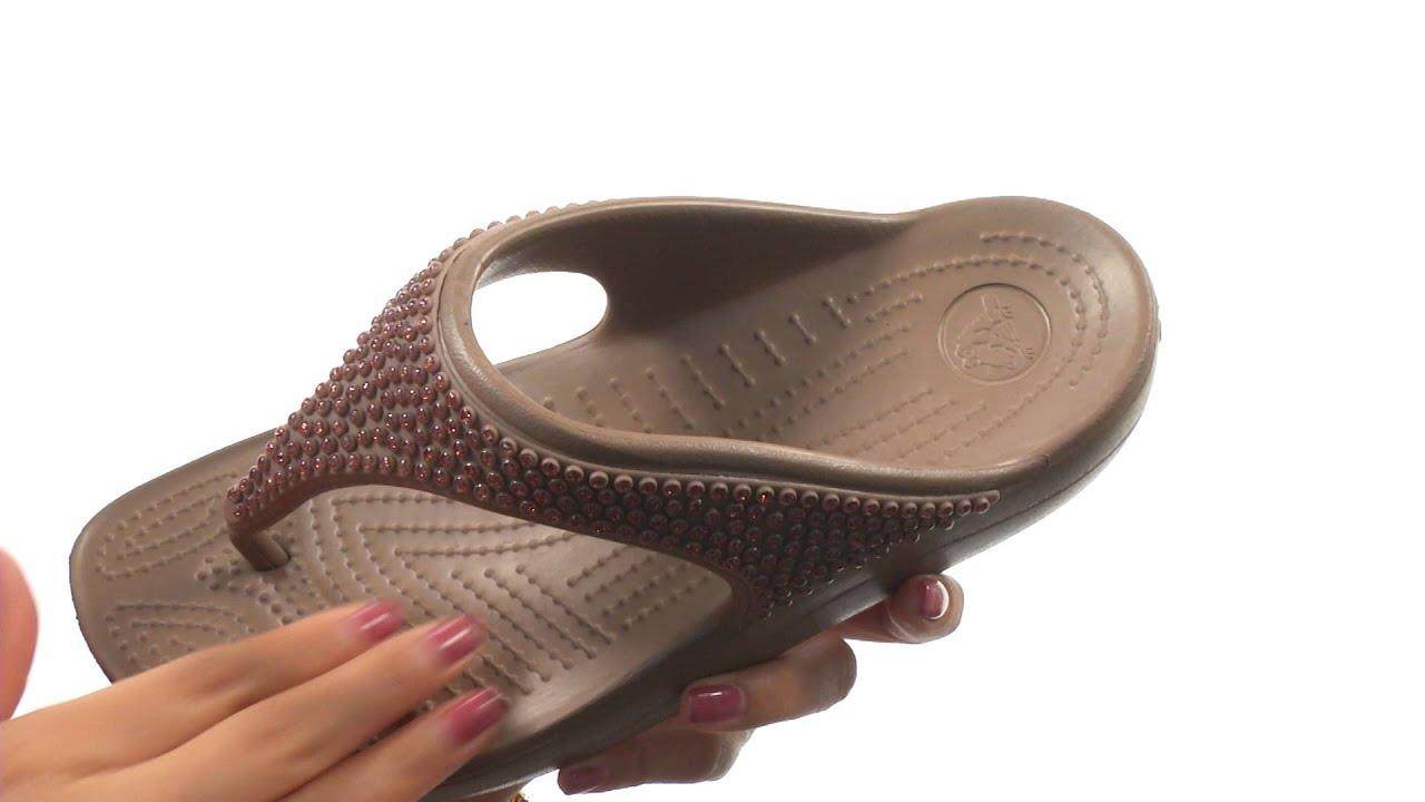 Crocs Sloane Diamonte Platform SKU:8629422