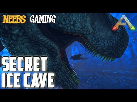 Ark Survival Evolved: Secret Ice Cave