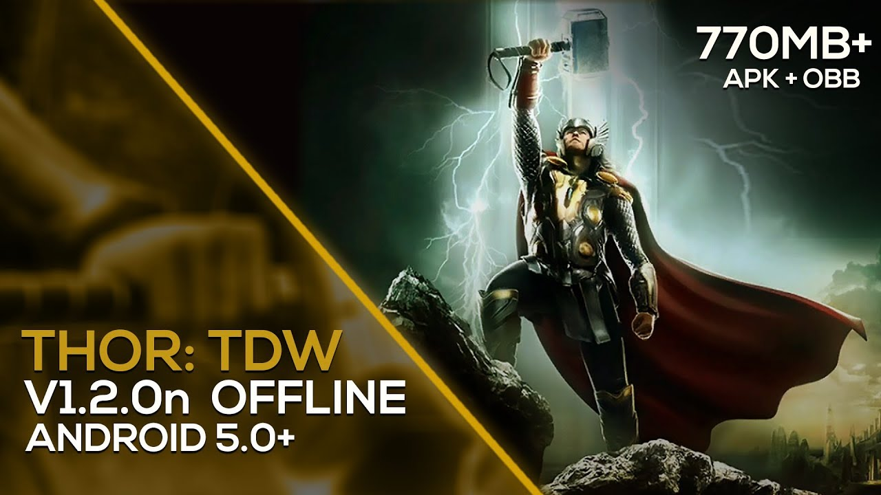 thor the dark world apkpure