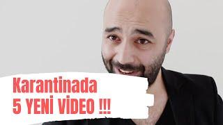 Kısa Karantina Skeçleri (5 Yeni Video)
